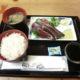 明神丸 ひろめ市場店@高知市で「鰹たたき定食」
