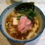 四つ葉@川島町でラーメン「蛤そば、煮干しそば、つけそば」