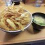 かもめ食堂@射水市 新湊で「白エビ天丼」