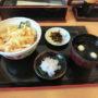富山駅とやま駅特選館の「白えび亭」で白えび天丼と刺身