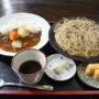 きごころ@東松山市で蕎麦「牛タンシチューライスセット」