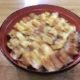 お食事処「梅山」で宮島名物の「あなご丼」