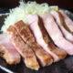 キセキ食堂@上尾市でキセキ定食 ステーキ&ロースかつ