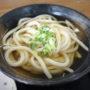 安藤製麺@桶川市で「かけうどん」と天ぷら
