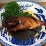 磯一@下田市で金目鯛の煮魚定食