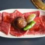 お食事処 はやし@甲州市でランチの焼き肉ライスセット