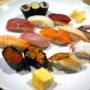 豊鮨@大宮でランチ寿司「にぎり12かん」