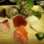 おお田@伊東市で金目鯛の煮付けと刺身